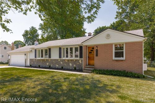 Photo of 4441 PELTON Road, Independence Township, MI 48346 (MLS # 2200052868)