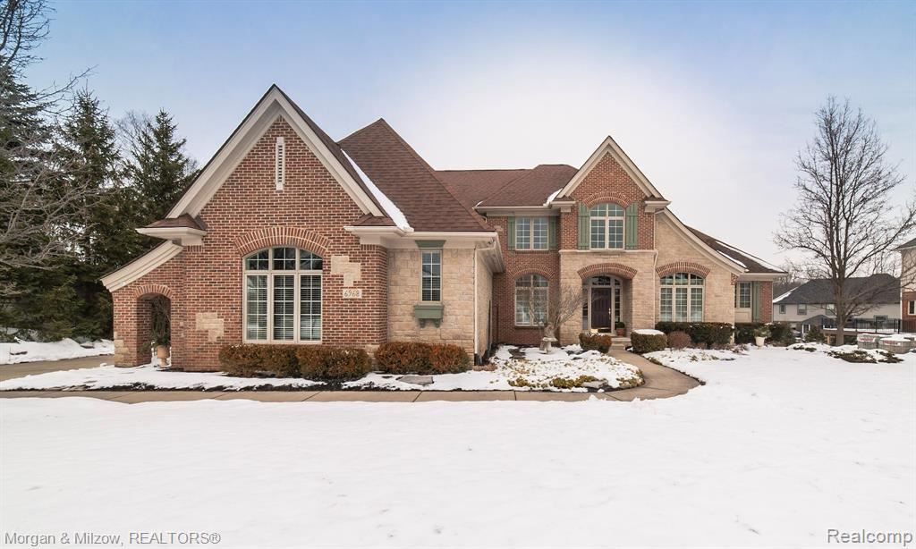 Photo for 6968 Oakhurst Ridge Road, Independence Township, MI 48348 (MLS # 2200011873)
