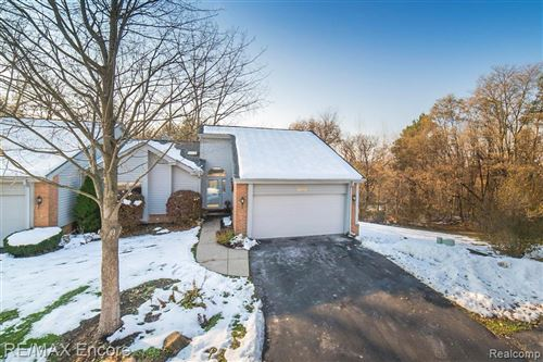 Photo of 6710 Ridgeview Drive, Independence Township, MI 48346 (MLS # 219116876)