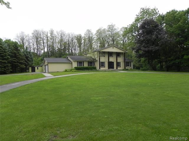 Photo for 8283 FOSTER Road, Springfield Township, MI 48346 (MLS # 219037876)