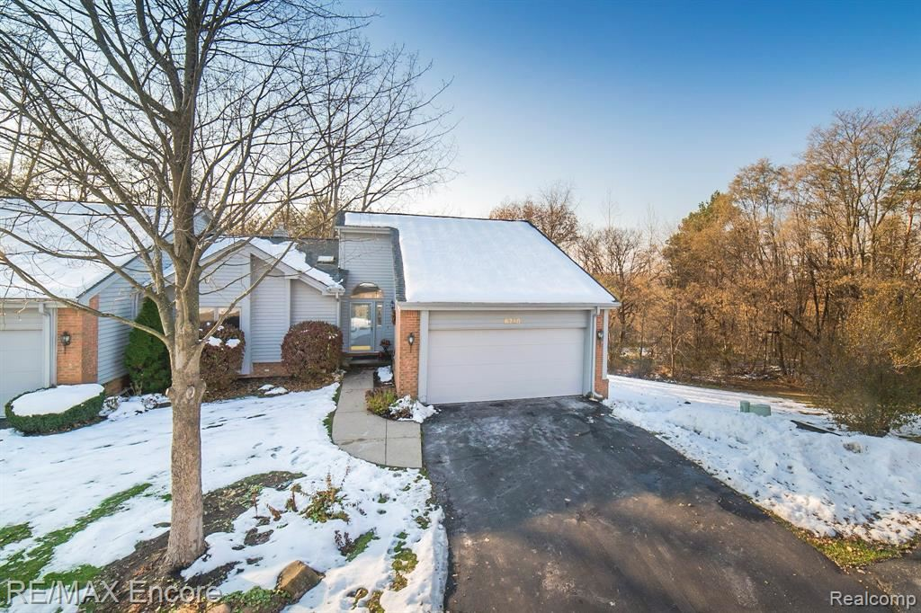 Photo for 6710 Ridgeview Drive, Independence Township, MI 48346 (MLS # 219116876)