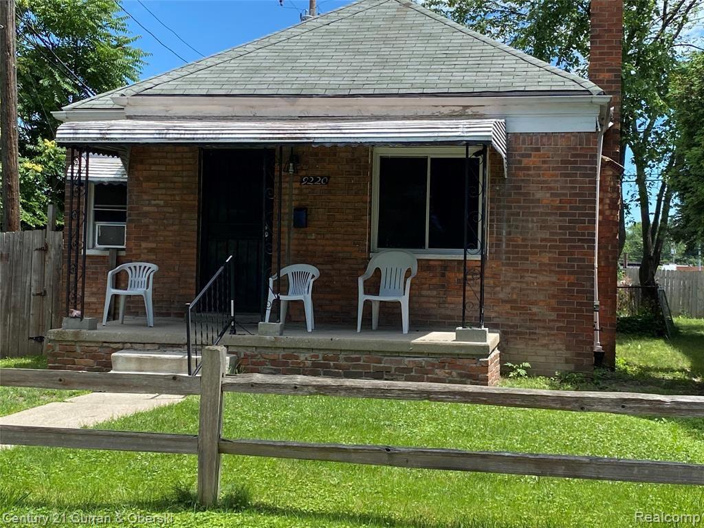 9220 KING RICHARD Street, Detroit, MI 48224 - MLS#: 2210055878
