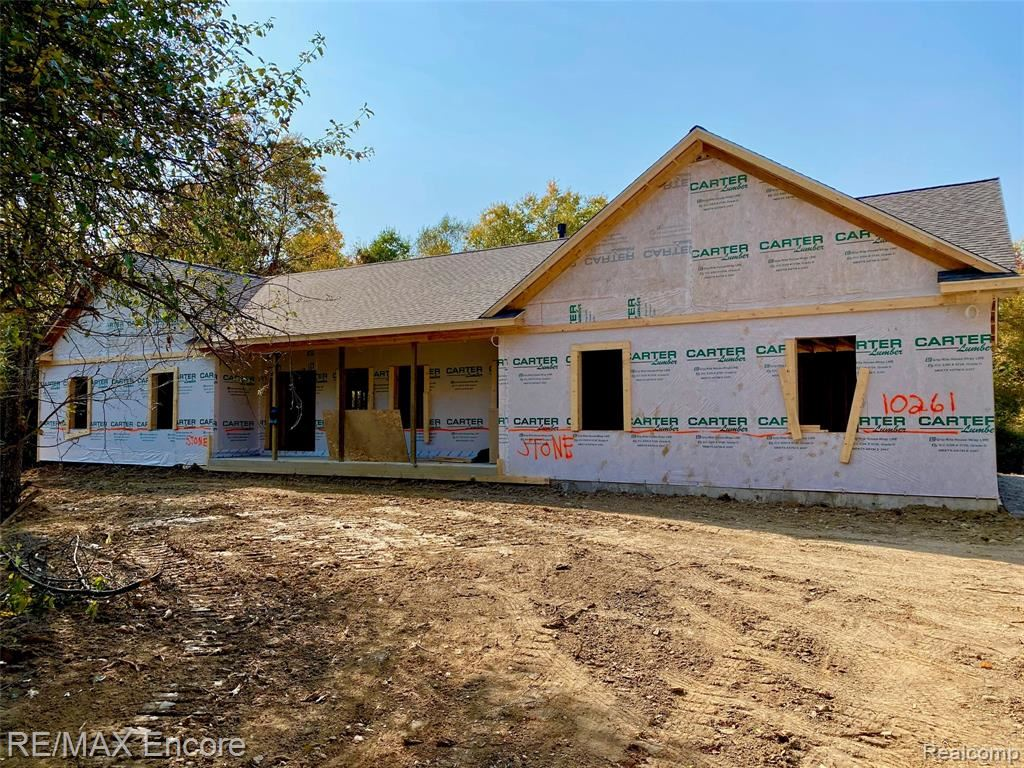 Photo for 10383 Bridge Lake Road, Springfield Township, MI 48348 (MLS # 2200083880)