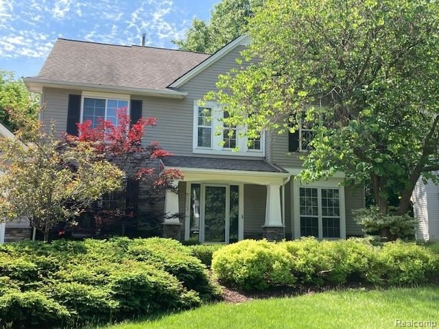 Photo for 6033 CAMPFIRE Circle, Independence Township, MI 48346 (MLS # 2210042885)