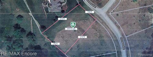 Tiny photo for Lot 28 STONEWALL E, Independence Township, MI 48348 (MLS # 2210005890)