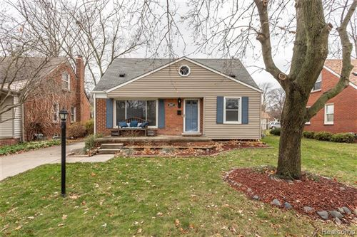 Photo of 2807 N CONNECTICUT Avenue, Royal Oak, MI 48073 (MLS # 2200094893)