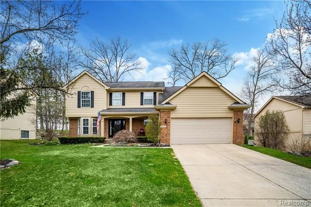 Photo for 5583 ADDERSTONE Drive, Independence Township, MI 48346 (MLS # 219037906)