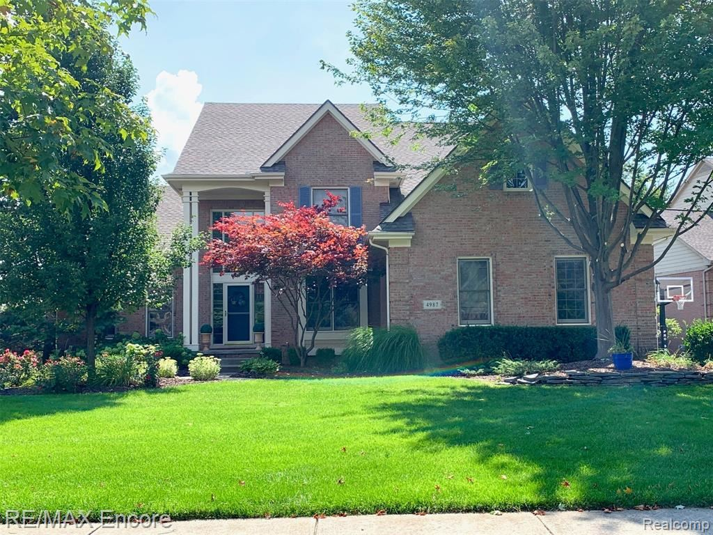 Photo for 4987 Highland Court, Independence Township, MI 48348 (MLS # 219052908)
