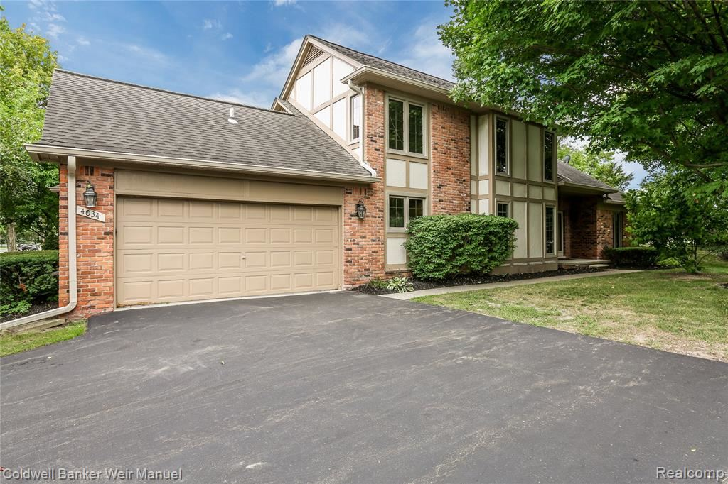 4034 Willoway Place Drive, Bloomfield Township, MI 48302 - #: 2200082911