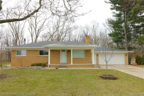 Photo of 52498 FAYETTE Drive, Shelby Township, MI 48316 (MLS # 2200023912)