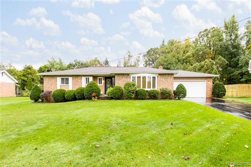 Photo of 5046 PAULA Avenue, Independence Township, MI 48346 (MLS # 219105913)