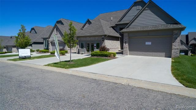 Photo for 5621 KNOB HILL CIRCLE #62, Independence Township, MI 48348 (MLS # 219051920)