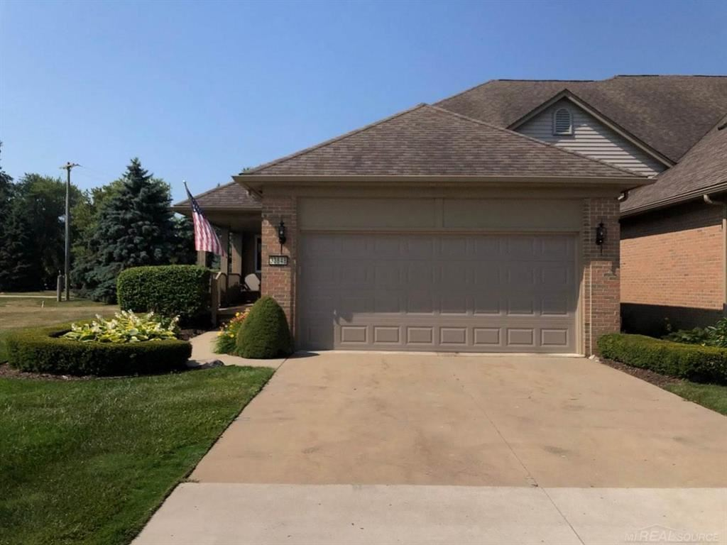 33848 MICHIGAMME DRIVE #Unit 9, CHESTERFIELD Township, MI 48047 - #: 58050019920
