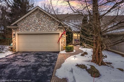 Photo of 6582 Forest Ridge Court, Independence Township, MI 48346 (MLS # 2210004921)