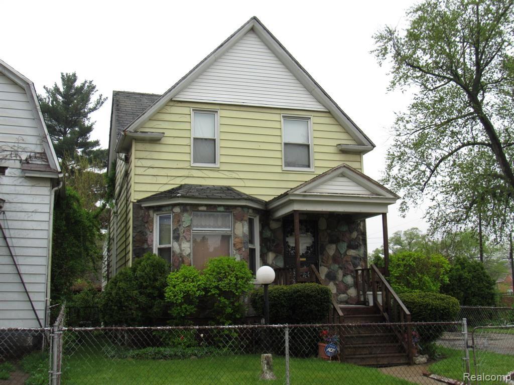 2271 MAXWELL Street, Detroit, MI 48214 - MLS#: 2200011923