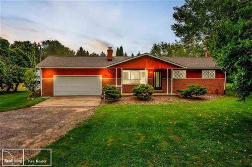 Photo of 64640 CAMPGROUND RD, WASHINGTON Township, MI 48095 (MLS # 58050055924)