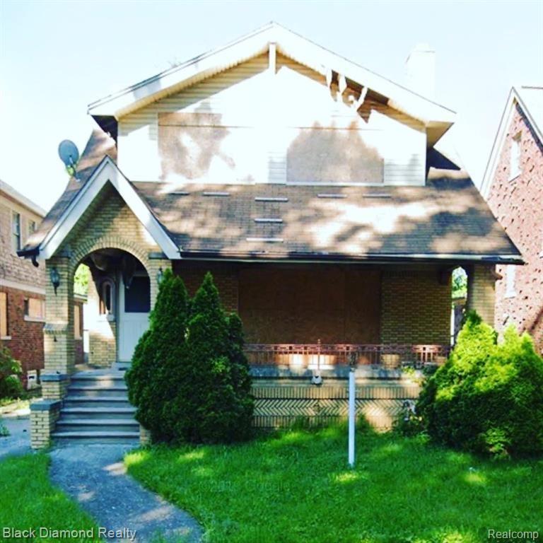 4143 COURVILLE Street, Detroit, MI 48224 - MLS#: 2200073925