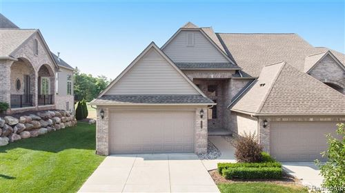 Photo of 5696 KNOB HILL CIRCLE #24, Independence Township, MI 48348 (MLS # 2200051930)