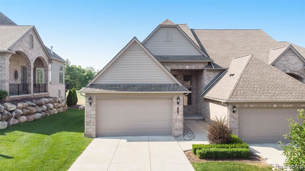 Photo for 5696 KNOB HILL CIRCLE #24, Independence Township, MI 48348 (MLS # 2200051930)