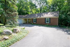 Photo of 8356 FAWN VALLEY Drive, Independence Township, MI 48348 (MLS # 219057935)