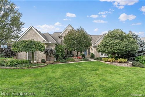Photo of 54347 WHITBY WAY, Shelby Township, MI 48316 (MLS # 2210078940)