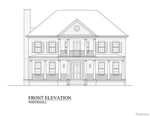 Photo of Lot 20 Spring Street, Plymouth, MI 48170 (MLS # 219057944)