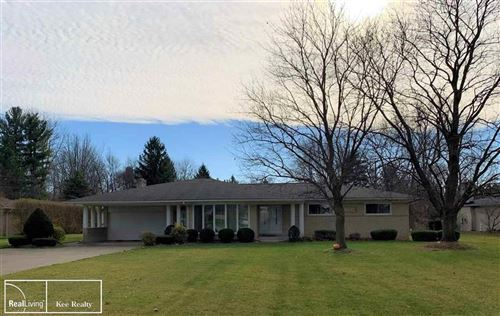 Photo of 5494 WOODMIRE DRIVE, SHELBY Township, MI 48316 (MLS # 58050029944)