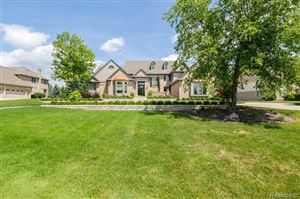 Photo of 5879 MURFIELD Drive, Rochester, MI 48306 (MLS # 219044950)