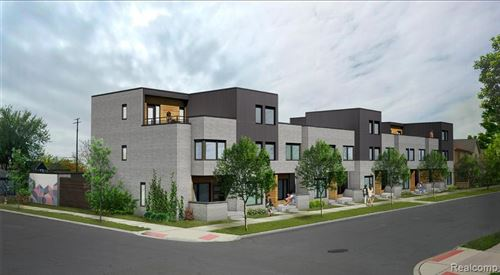 Tiny photo for 3303 Cochrane Street S #6, Detroit, MI 48208 (MLS # 219081961)