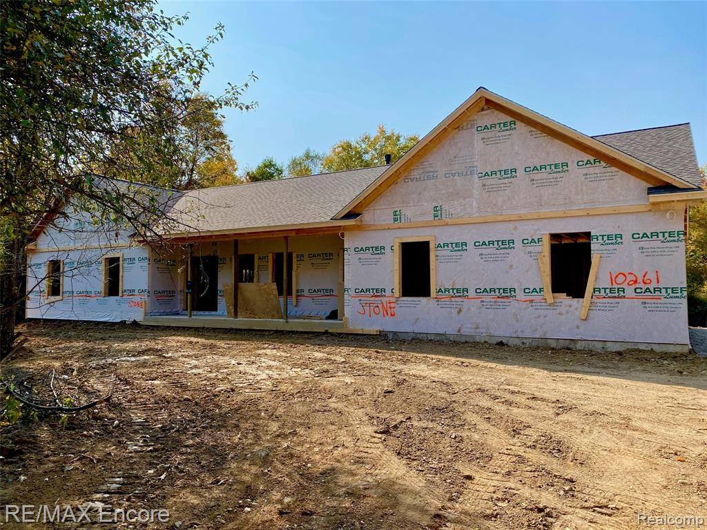 Photo for 10341 Bridge Lake Road, Springfield Township, MI 48348 (MLS # 2200084963)