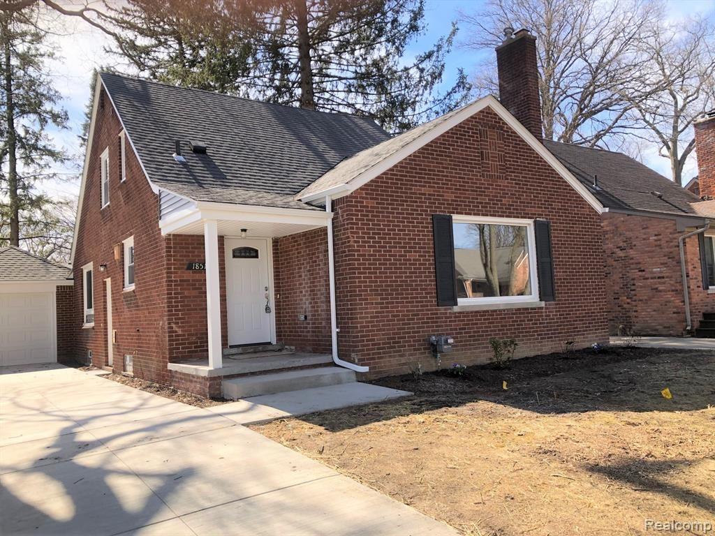 1851 WILTSHIRE Road, Berkley, MI 48072 - MLS#: 2210010966