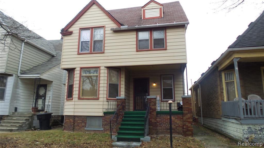 3682 FIELD Street, Detroit, MI 48214 - MLS#: 219065971
