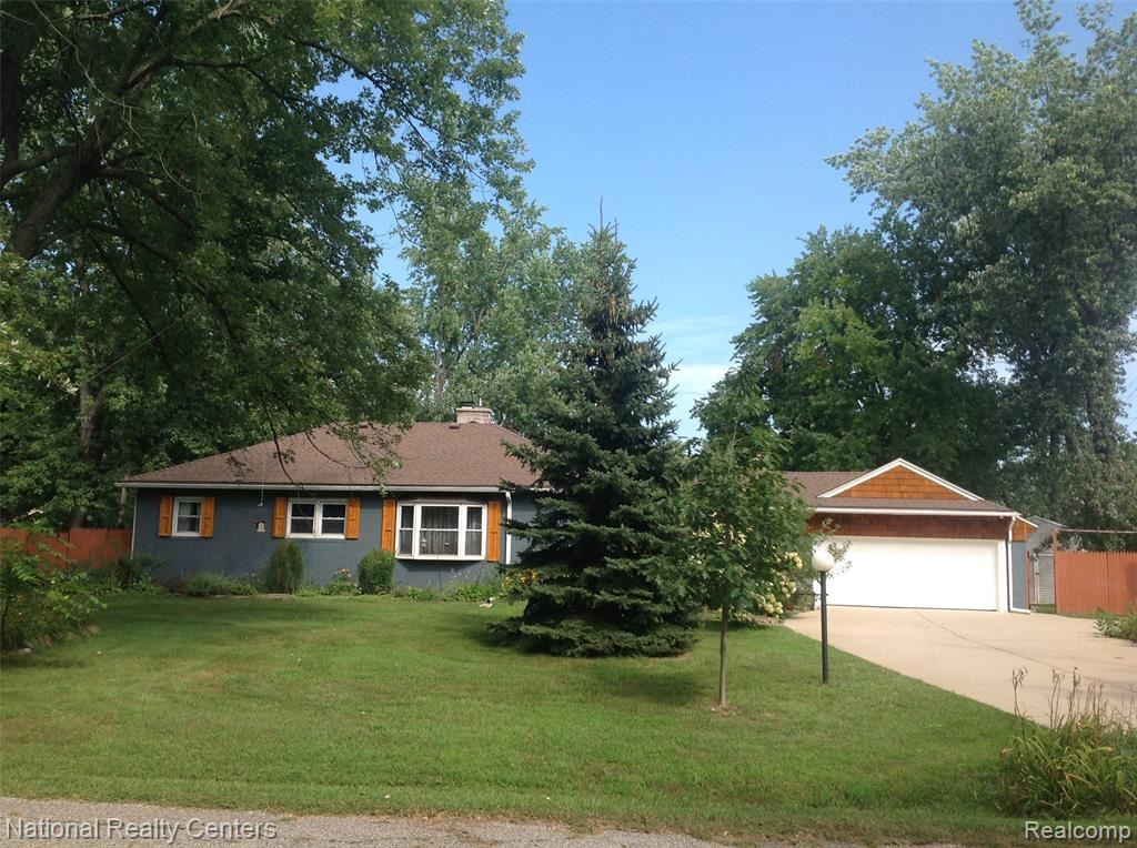 Photo for 6360 Havelock Drive, Independence Township, MI 48346 (MLS # 2210071981)