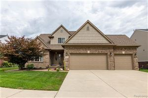 Photo of 21839 GOLDENWILLOW Drive, Macomb Township, MI 48044 (MLS # 219094983)