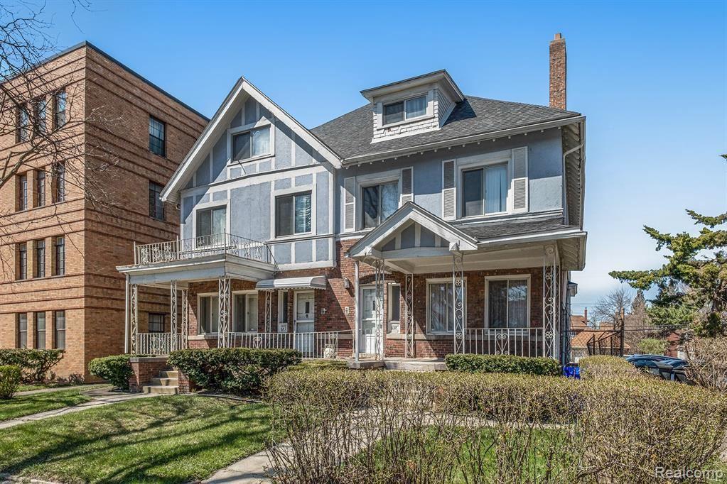638 Seward Street, Detroit, MI 48202 - MLS#: 2210022984