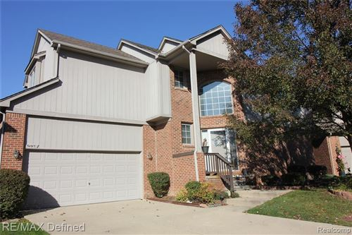 Photo of 54915 WINTER Court, Shelby Township, MI 48316 (MLS # 2200091992)