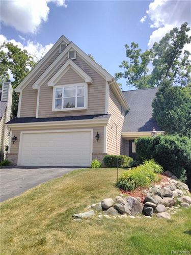 Photo of 7354 CHIPMUNK Hollow, Independence Township, MI 48346 (MLS # 2200052993)