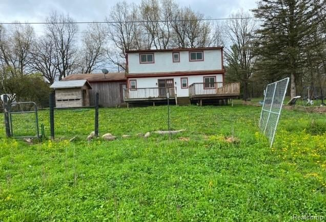 Photo of 4567 RAMSEY Road, Brandon Township, MI 48371 (MLS # 2200038996)