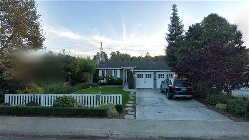 Photo of 391 Hedge Road, MENLO PARK, CA 94025 (MLS # ML81853000)