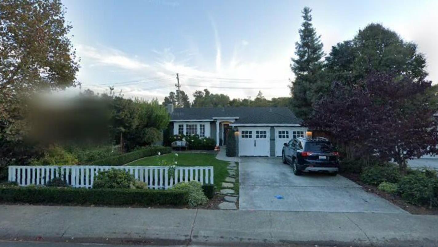 Photo for 391 Hedge Road, MENLO PARK, CA 94025 (MLS # ML81853000)