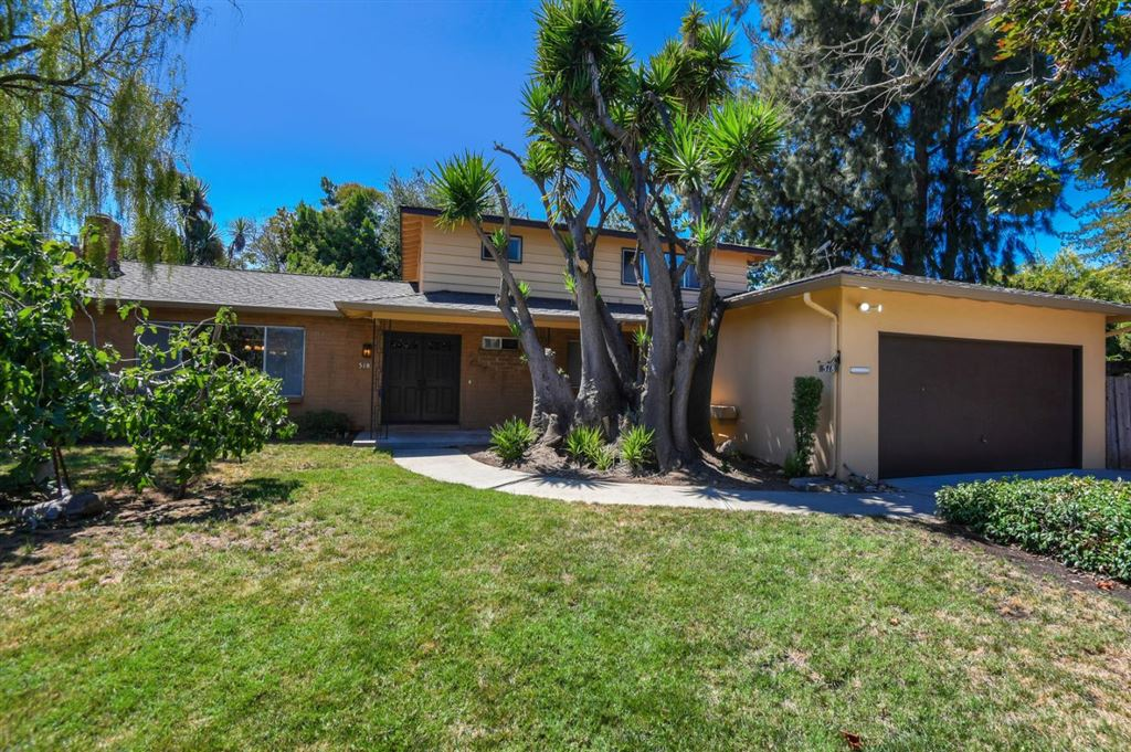 Photo for 518 Chesley CT, MOUNTAIN VIEW, CA 94040 (MLS # ML81765004)
