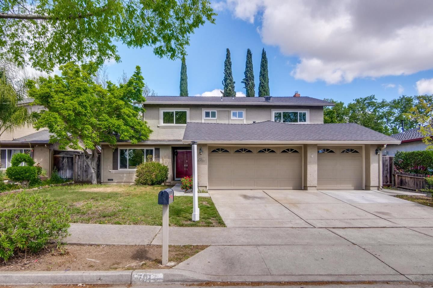 Photo for 791 Cumberland Drive, GILROY, CA 95020 (MLS # ML81841004)