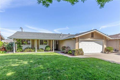 Photo of 1050 HAPPY VALLEY Avenue, SAN JOSE, CA 95129 (MLS # ML81843005)