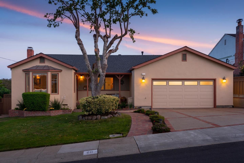 Photo for 611 Lomita Avenue, MILLBRAE, CA 94030 (MLS # ML81865006)