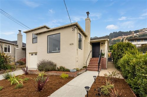Photo of 636 Park WAY, SOUTH SAN FRANCISCO, CA 94080 (MLS # ML81808007)