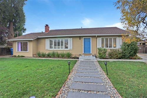 Photo of 1360 Juanita Way, CAMPBELL, CA 95008 (MLS # ML81868007)