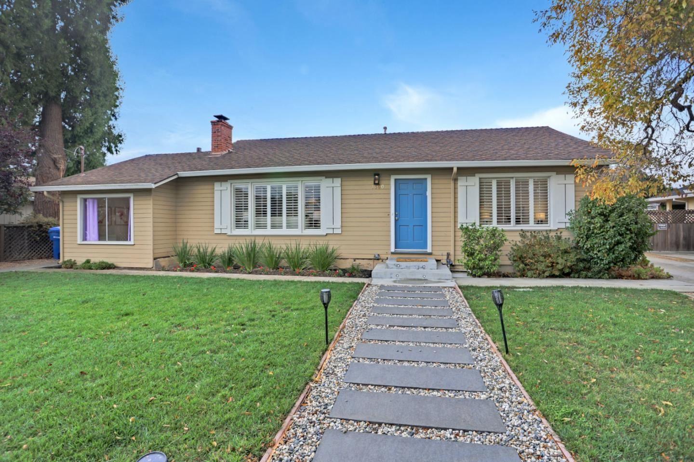 1360 Juanita Way, Campbell, CA 95008 - #: ML81868007