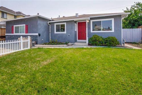 Tiny photo for 434 Gross Street, MILPITAS, CA 95035 (MLS # ML81865009)