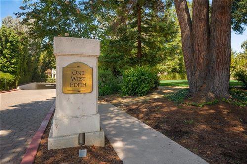 Photo of 1 West Edith Avenue #B112, LOS ALTOS, CA 94022 (MLS # ML81859011)
