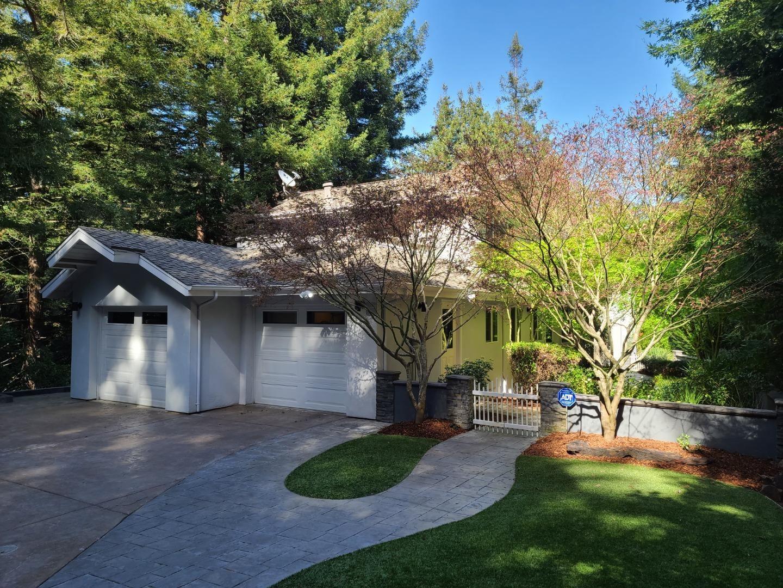 1717 Granite Creek Road, Santa Cruz, CA 95065 - #: ML81837016